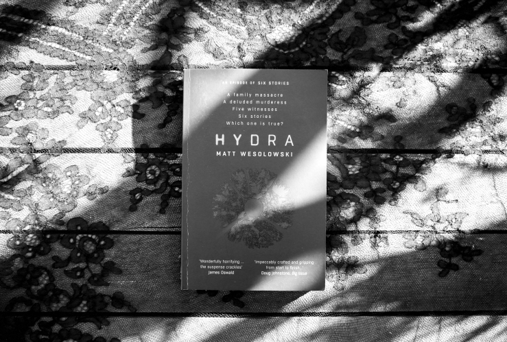 Book review of Hydra.