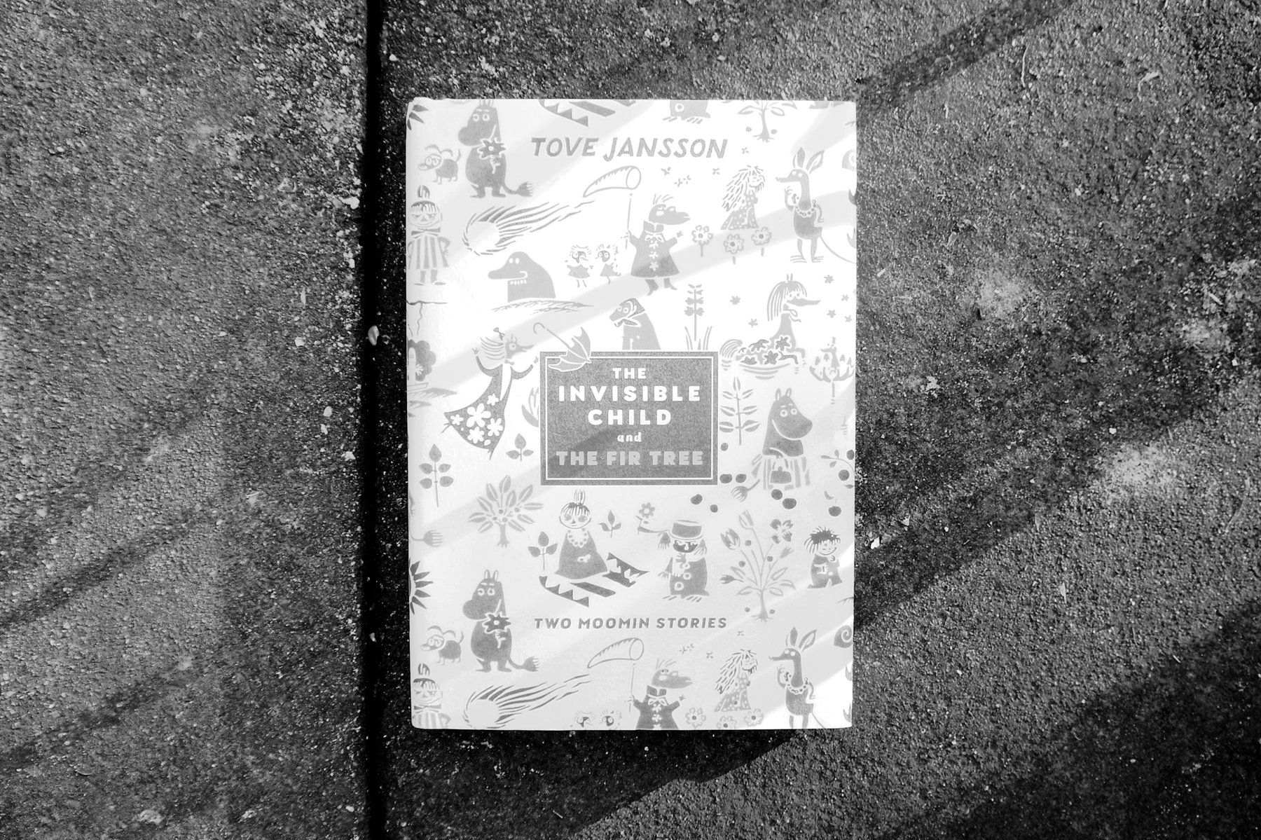 The Invisible Child and The Fir Tree by Tove Jansson, special Oxfam edition. Moomin short stories.