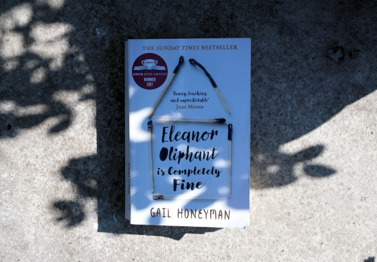 Eleanor Oliphant is Completely Fine book review.