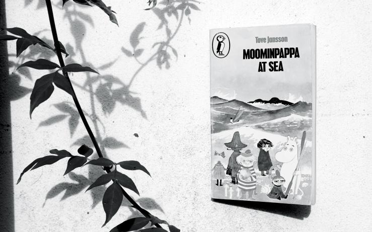 Moominpappa at Sea by Tove Jansson.