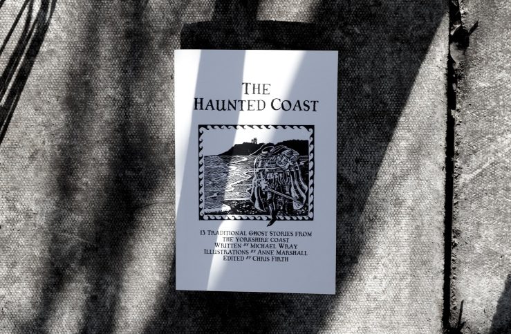 The Haunted Coast by Michael Wray, published by the Caedman Storytellers.