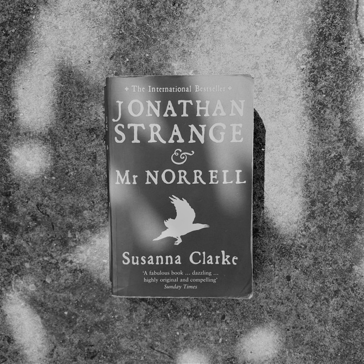 Jonathon Strange and Mr. Norrell. To be read book list.