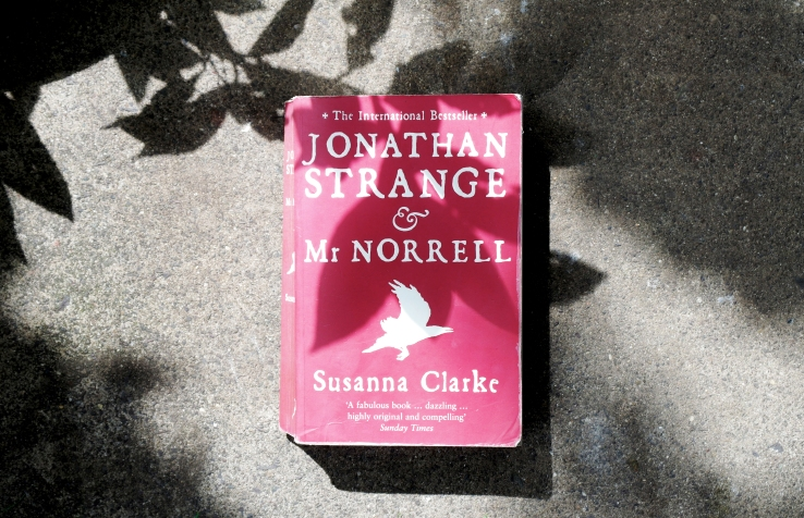 Jonathan Strange and Mr Norrell by Susanna Clarke book review.
