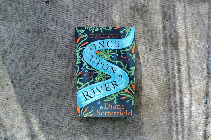 Once Upon a River by Diane Setterfield book review