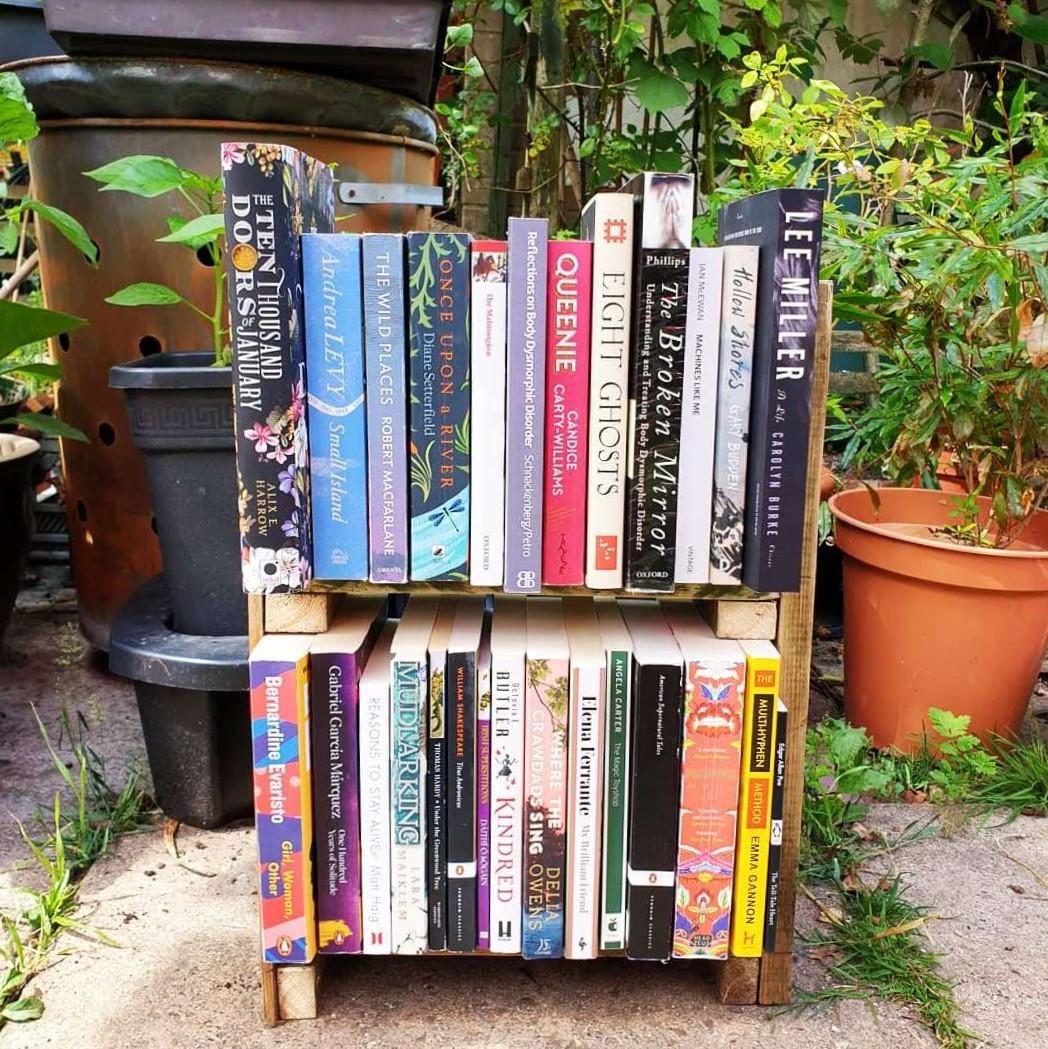 HomemadeBookcase